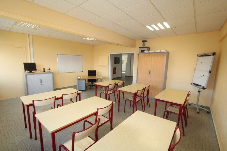 Salle de Classes